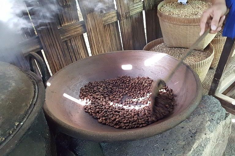 Coffee Home Roasting