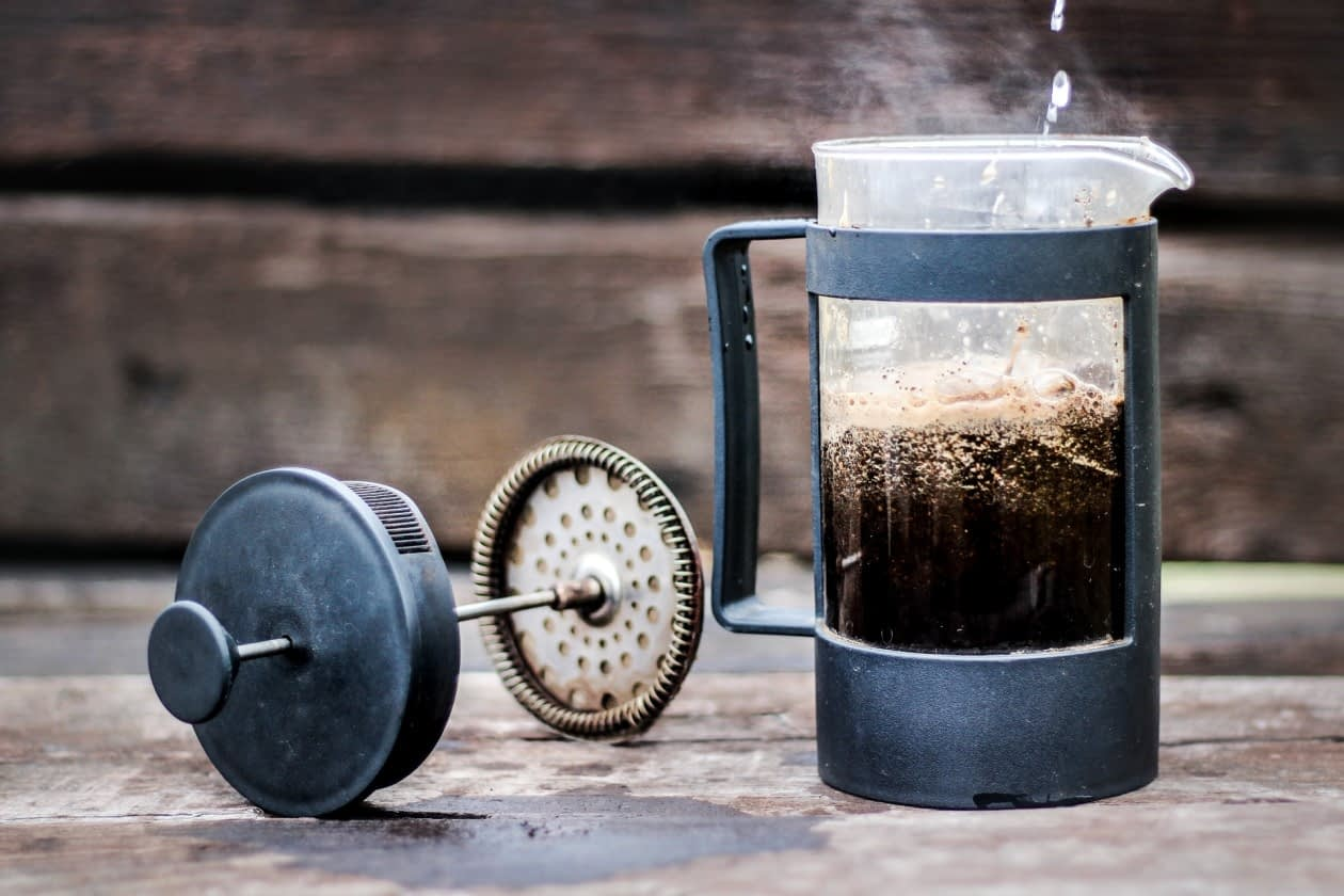 The A Z Of Best Coffee To Water Ratio For French Press