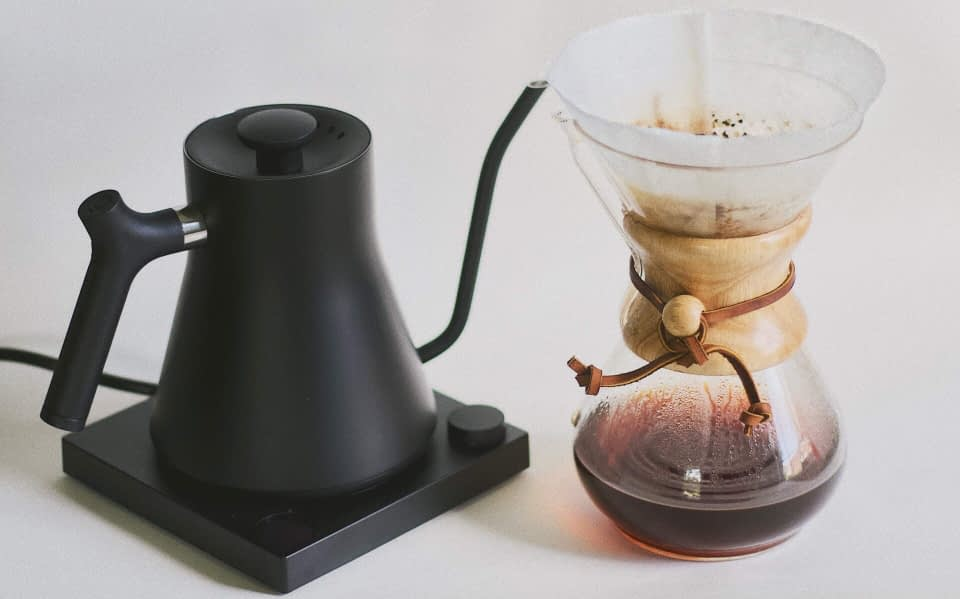 best coffee to water ratio Chemex